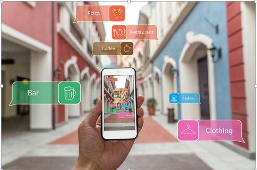 Augmented Reality – כדאי שתשלבו את היכולת הזו בתכנית השווק שלכם השנה